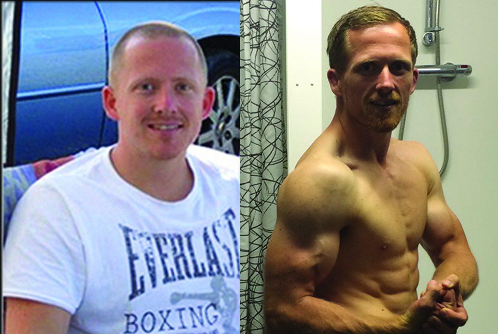 James - 95kg - 73kg