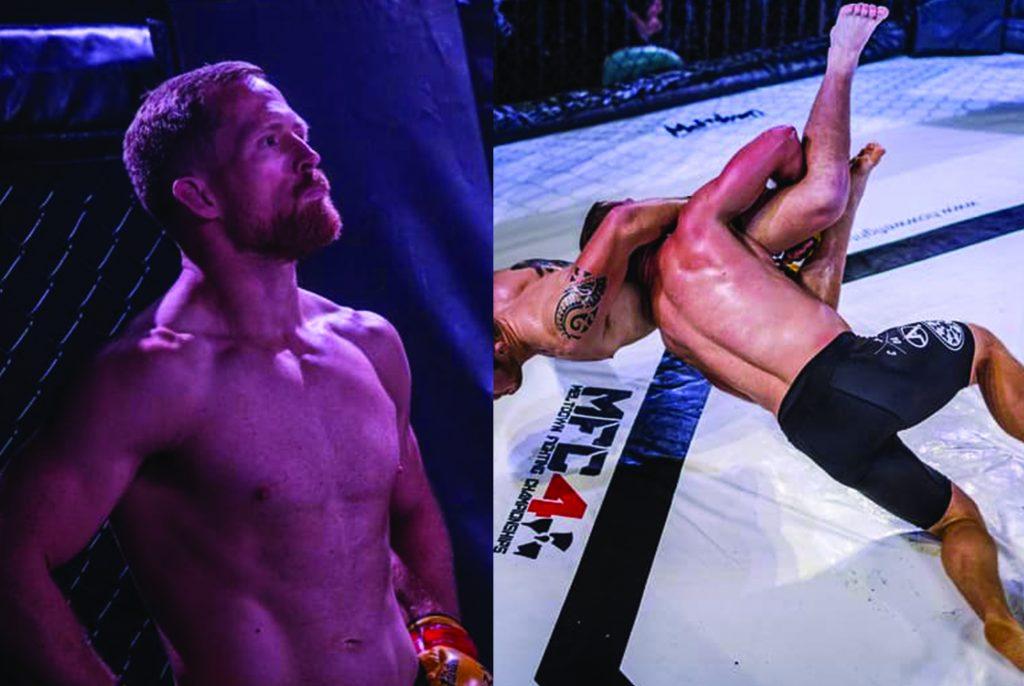 James - Pro MMA Athlete
